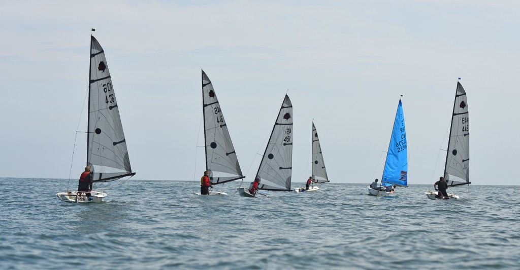 Tynemouth Sailing Club Regatta and Solution Nationals 2014 (159)