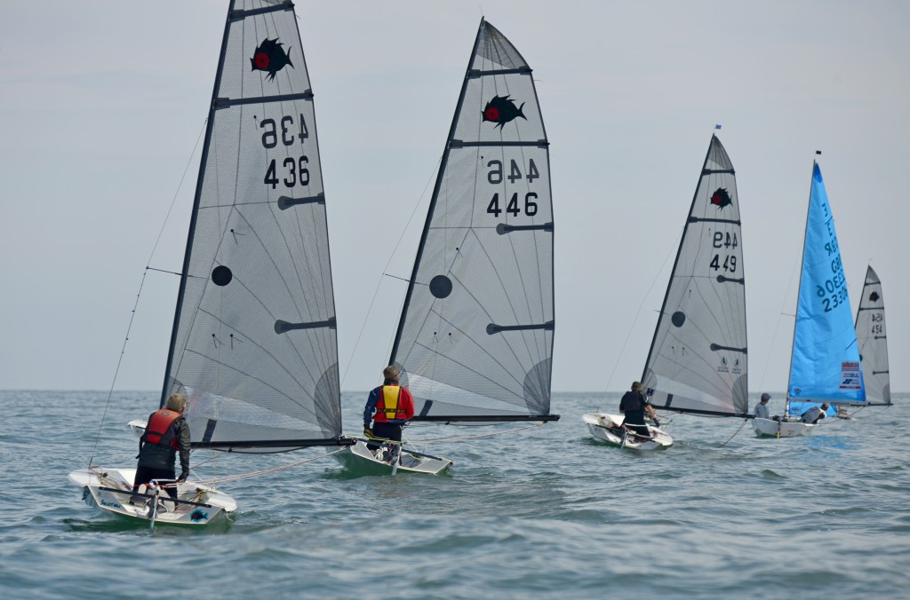 Tynemouth Sailing Club Regatta and Solution Nationals 2014 (160)