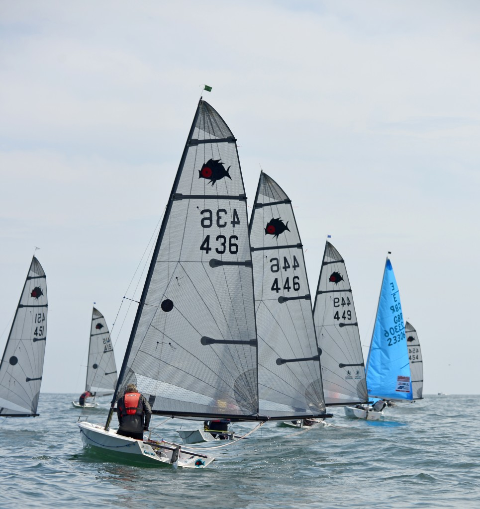 Tynemouth Sailing Club Regatta and Solution Nationals 2014 (161)