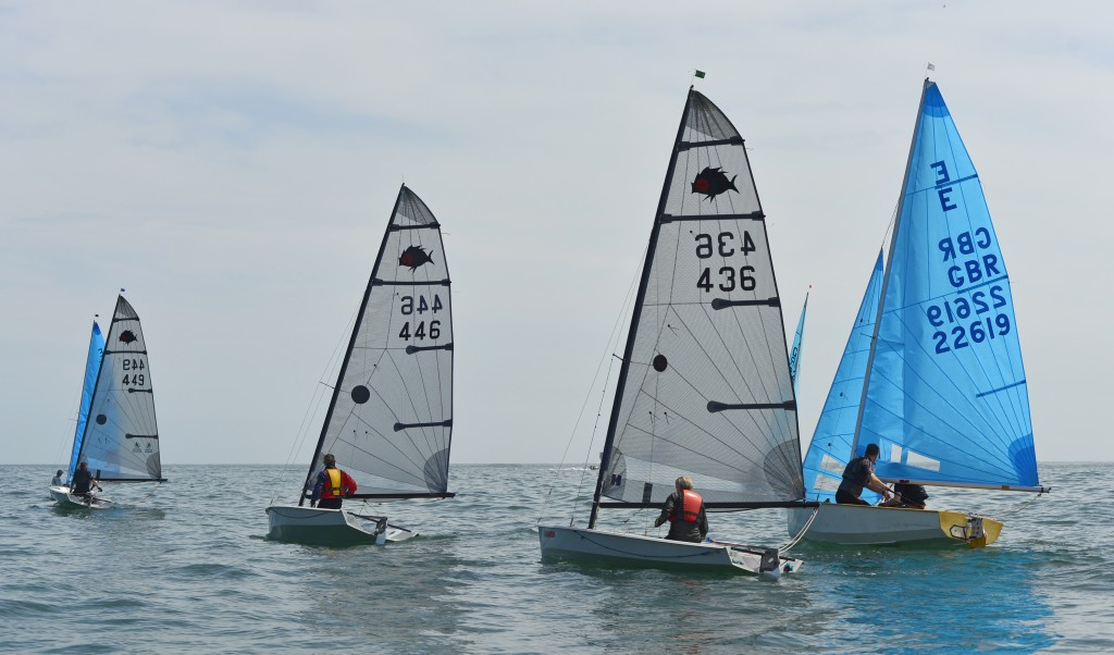 Tynemouth Sailing Club Regatta and Solution Nationals 2014 (162)