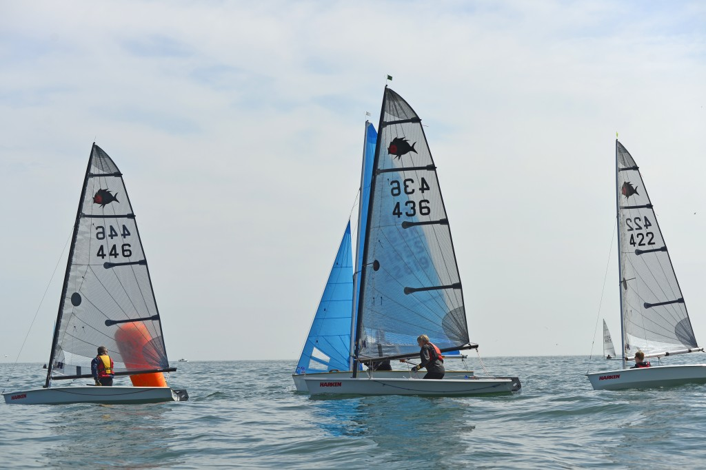 Tynemouth Sailing Club Regatta and Solution Nationals 2014 (163)