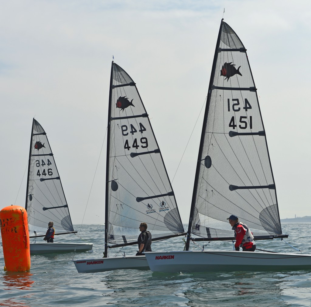 Tynemouth Sailing Club Regatta and Solution Nationals 2014 (164)