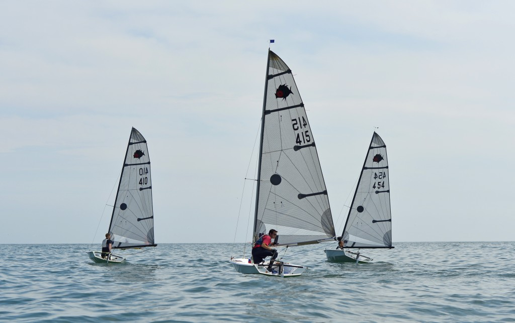 Tynemouth Sailing Club Regatta and Solution Nationals 2014 (166)