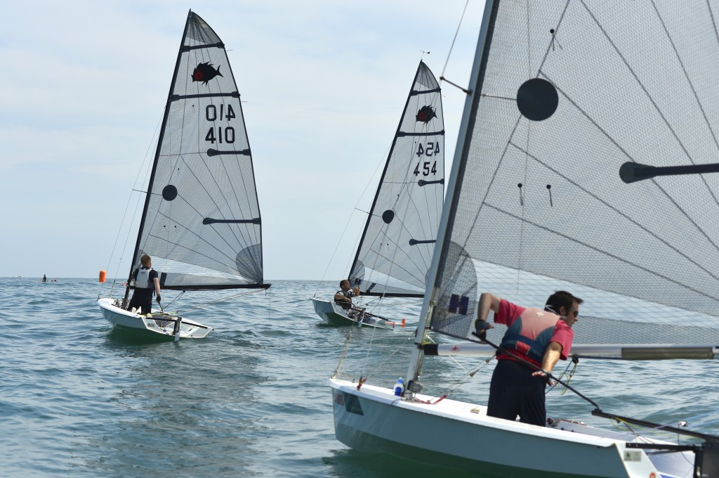 Tynemouth Sailing Club Regatta and Solution Nationals 2014 (167)