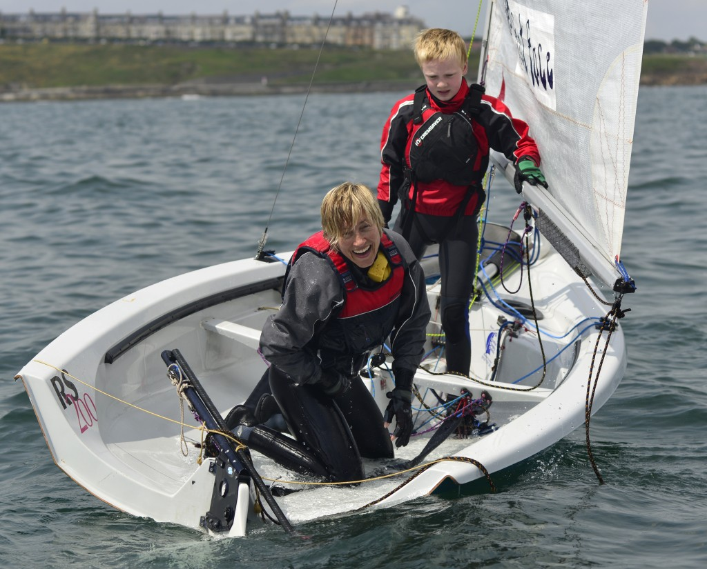 Tynemouth Sailing Club Regatta and Solution Nationals 2014 (173)