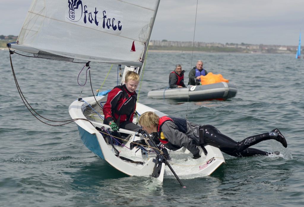 Tynemouth Sailing Club Regatta and Solution Nationals 2014 (174)