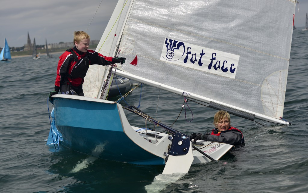 Tynemouth Sailing Club Regatta and Solution Nationals 2014 (175)