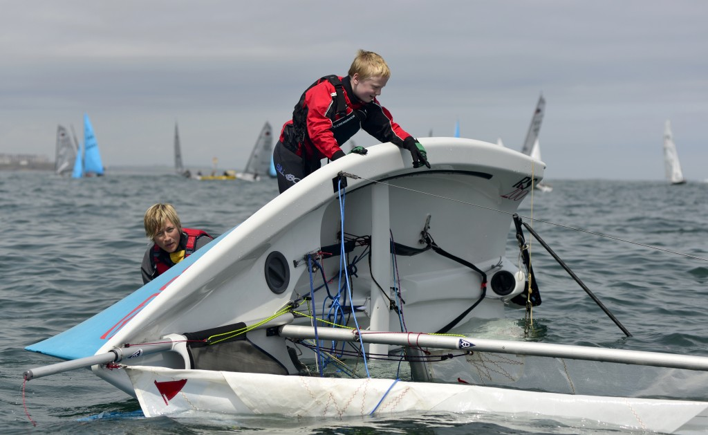 Tynemouth Sailing Club Regatta and Solution Nationals 2014 (176)