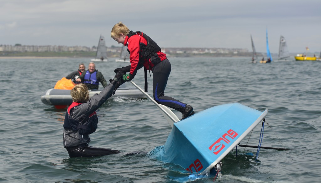 Tynemouth Sailing Club Regatta and Solution Nationals 2014 (178)