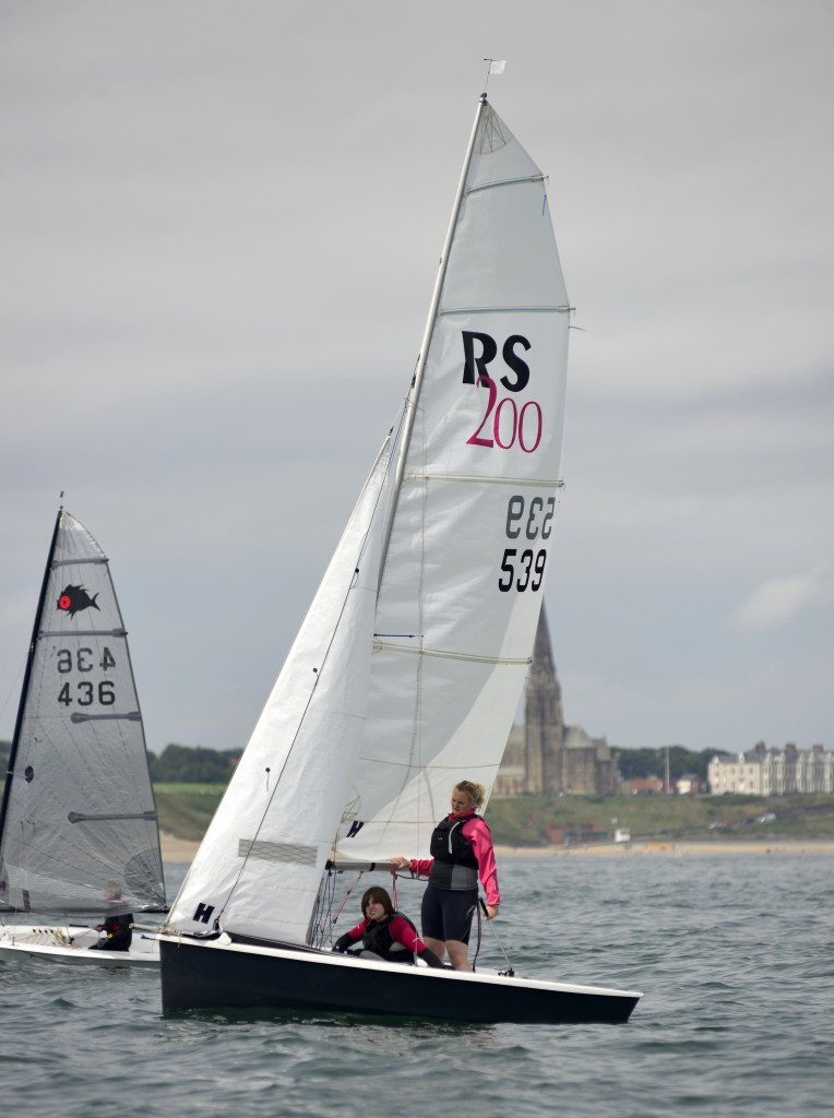 Tynemouth Sailing Club Regatta and Solution Nationals 2014 (179)