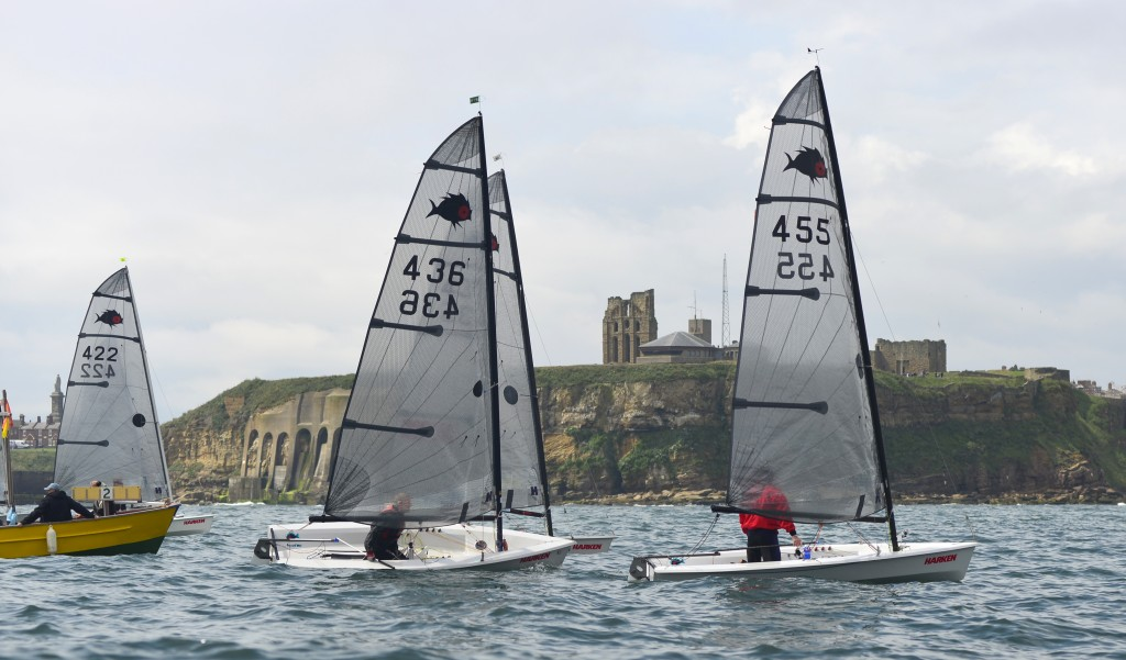 Tynemouth Sailing Club Regatta and Solution Nationals 2014 (180)