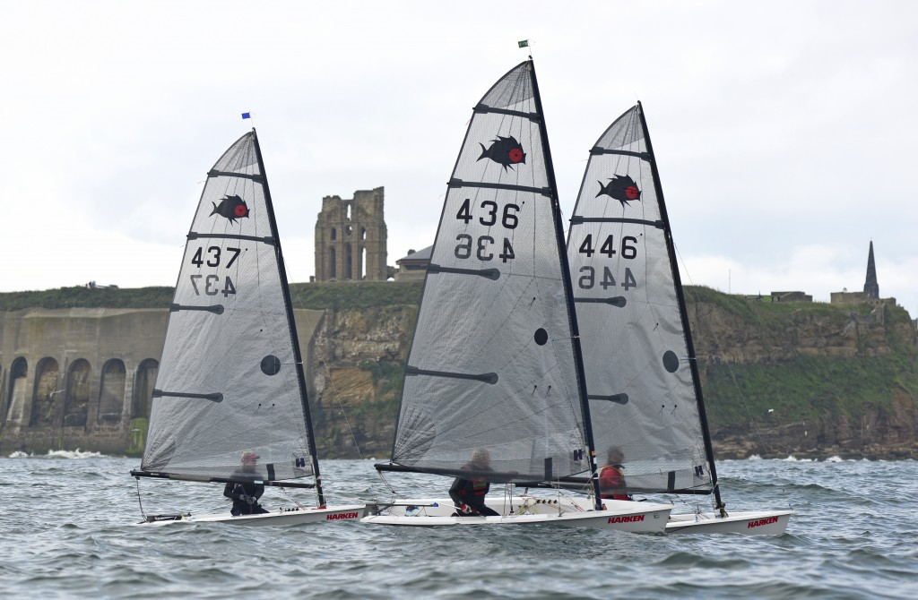 Tynemouth Sailing Club Regatta and Solution Nationals 2014 (181)
