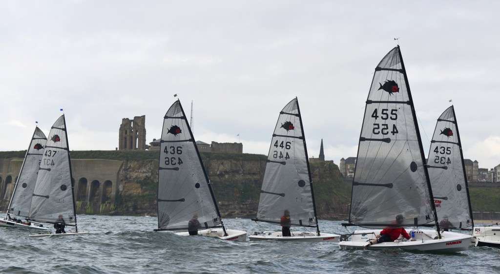 Tynemouth Sailing Club Regatta and Solution Nationals 2014 (182)