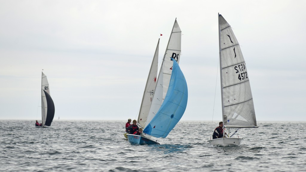 Tynemouth Sailing Club Regatta and Solution Nationals 2014 (184)