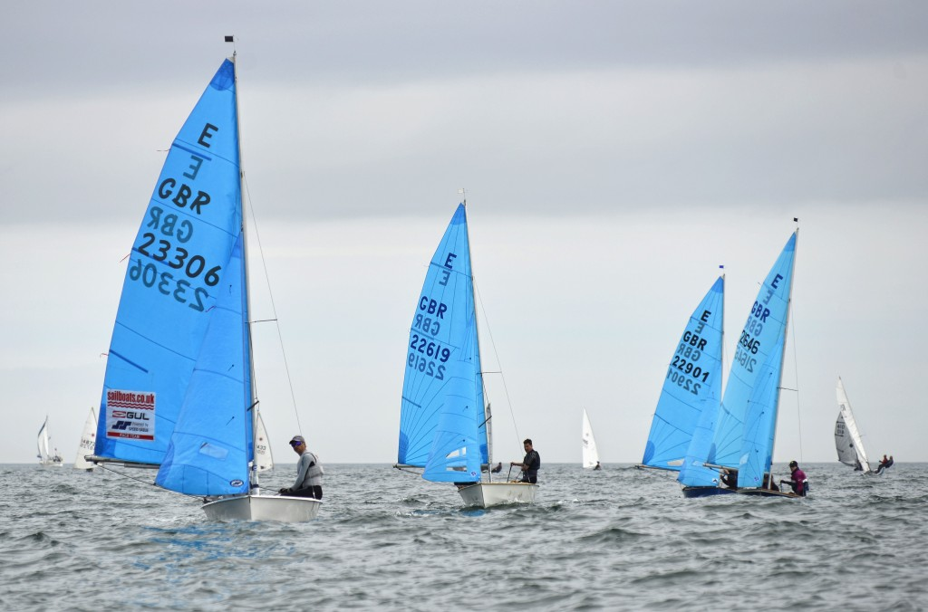 Tynemouth Sailing Club Regatta and Solution Nationals 2014 (19)