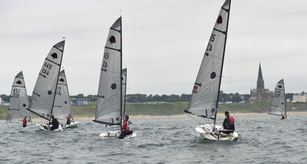 Tynemouth Sailing Club Regatta and Solution Nationals 2014 (192)