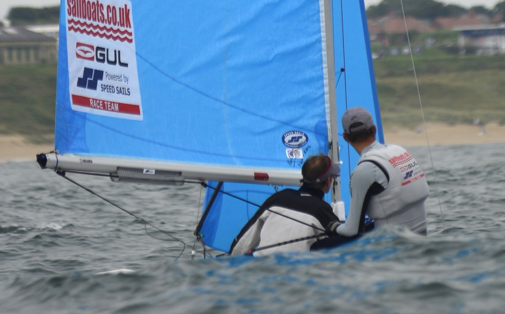 Tynemouth Sailing Club Regatta and Solution Nationals 2014 (193)