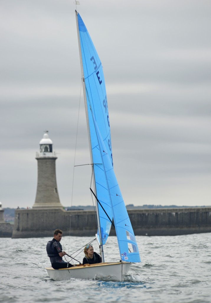 Tynemouth Sailing Club Regatta and Solution Nationals 2014 (195)