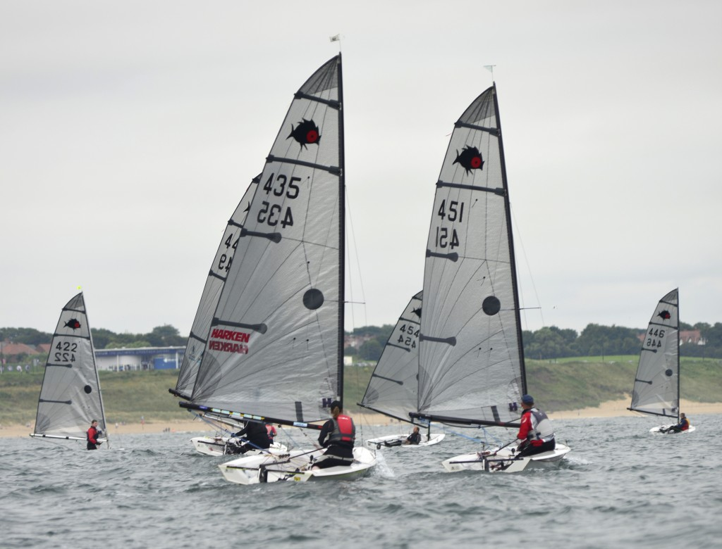 Tynemouth Sailing Club Regatta and Solution Nationals 2014 (196)