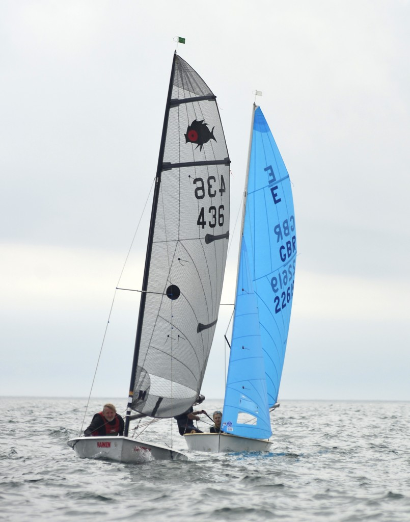 Tynemouth Sailing Club Regatta and Solution Nationals 2014 (197)