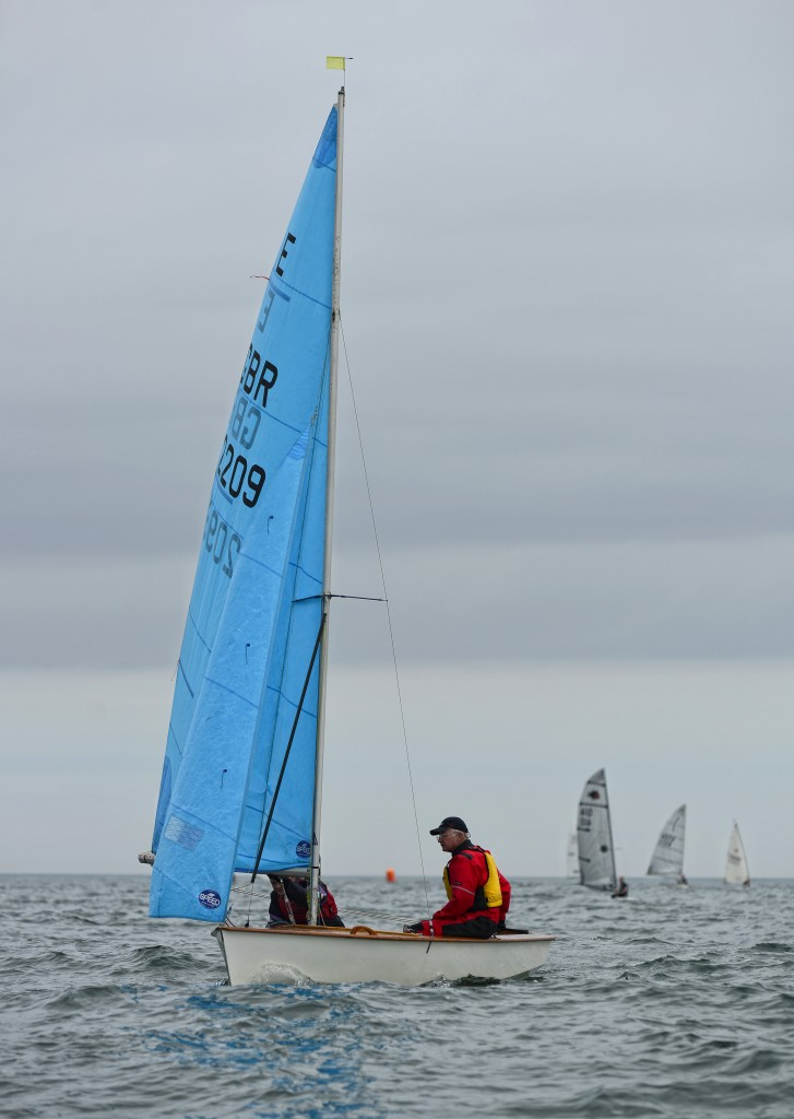 Tynemouth Sailing Club Regatta and Solution Nationals 2014 (2)