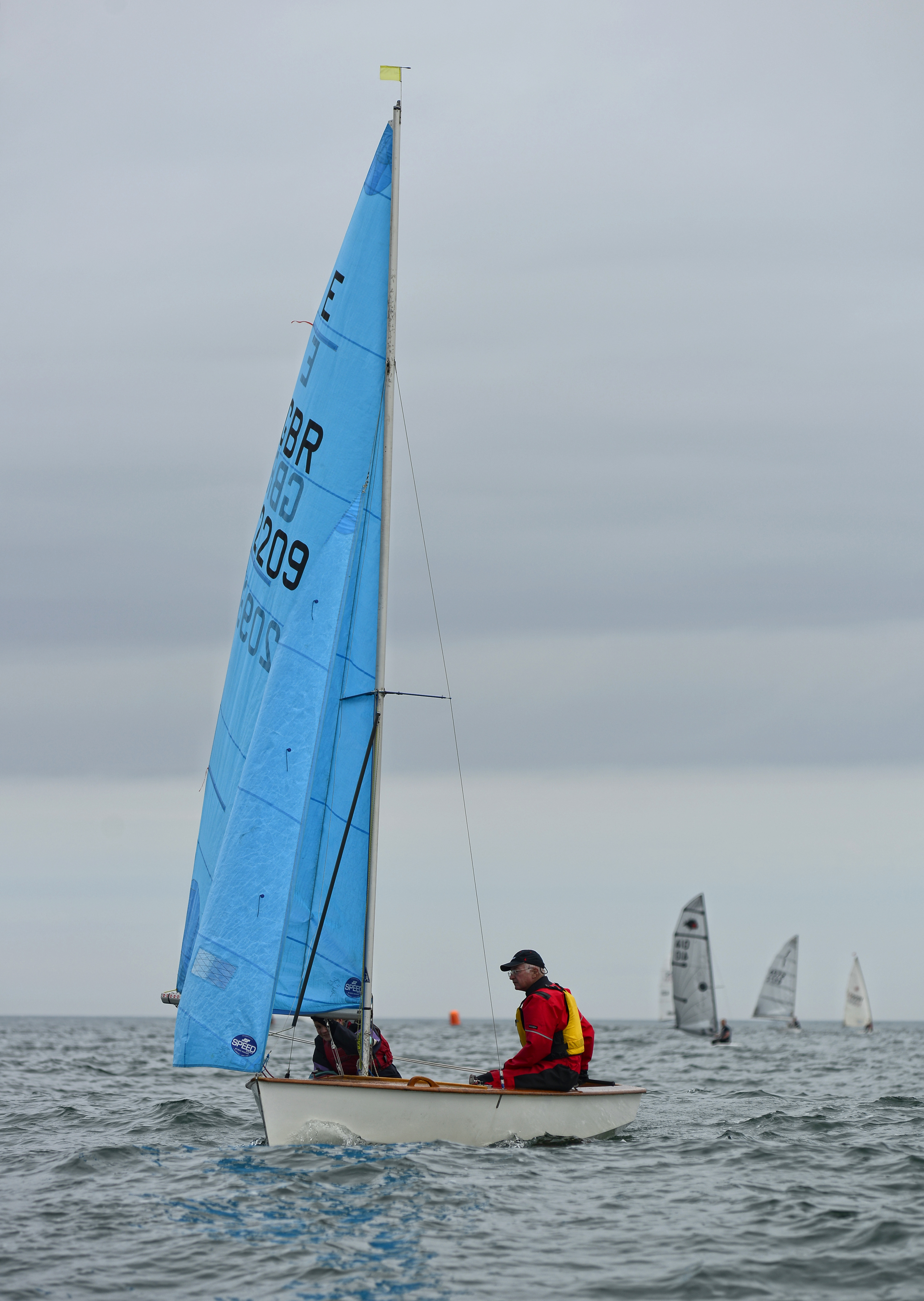 Tynemouth Sailing Club Regatta And Solution Nationals 2014