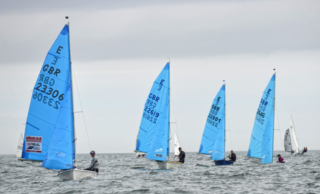 Tynemouth Sailing Club Regatta and Solution Nationals 2014 (20)