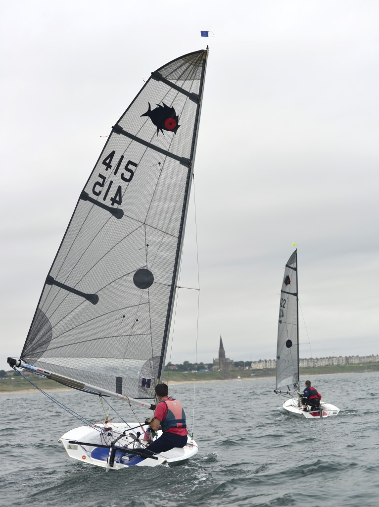 Tynemouth Sailing Club Regatta and Solution Nationals 2014 (200)