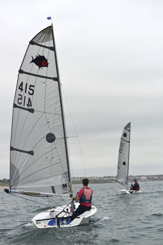 Tynemouth Sailing Club Regatta and Solution Nationals 2014 (201)