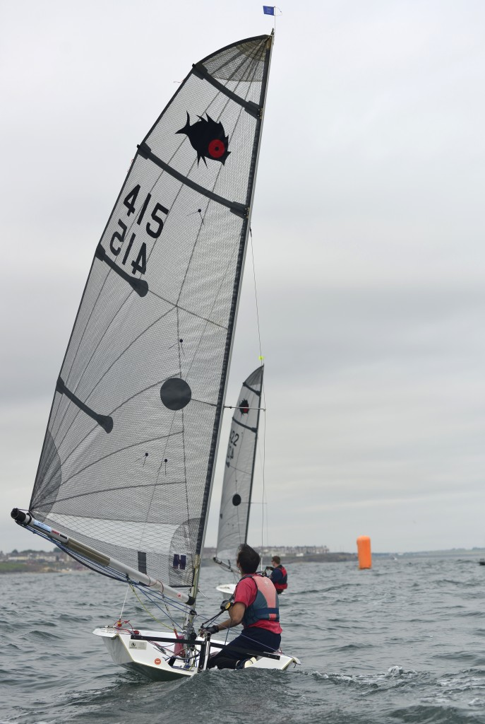 Tynemouth Sailing Club Regatta and Solution Nationals 2014 (202)