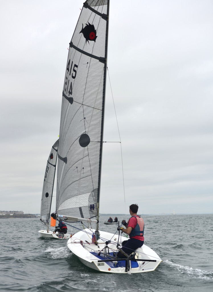 Tynemouth Sailing Club Regatta and Solution Nationals 2014 (203)