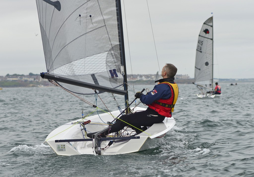 Tynemouth Sailing Club Regatta and Solution Nationals 2014 (204)