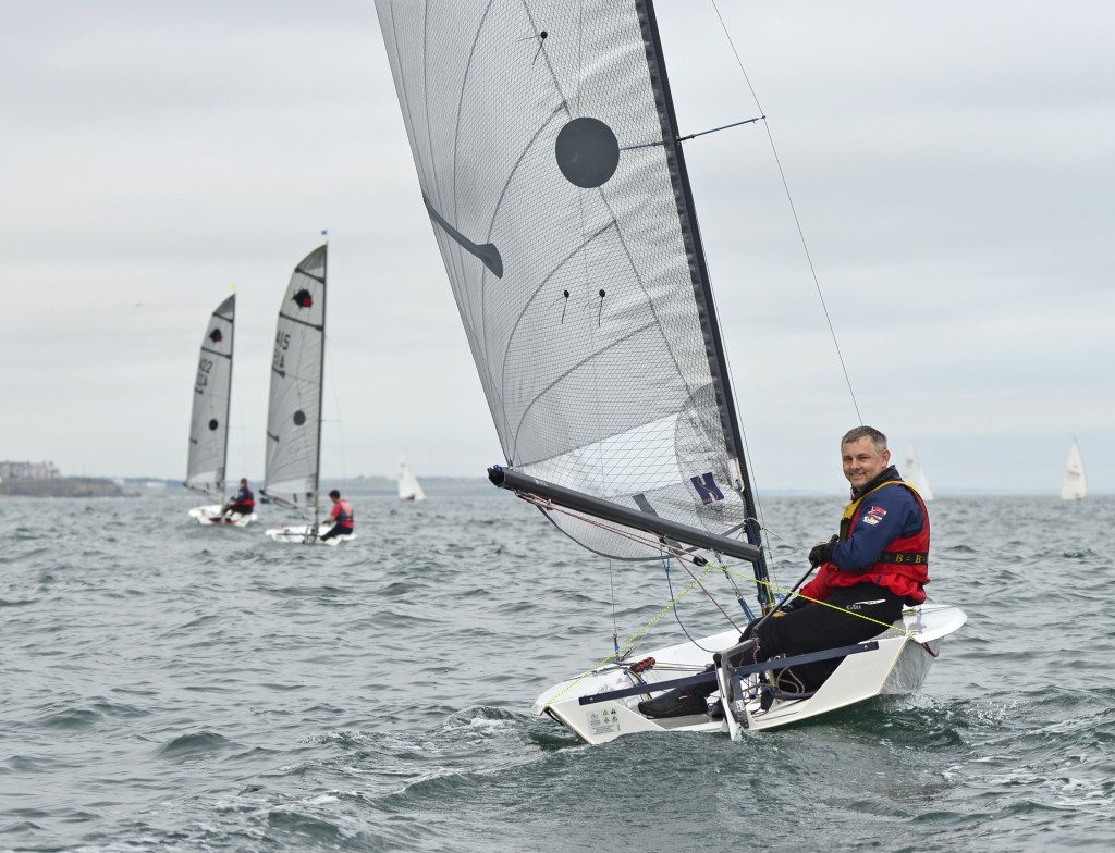 Tynemouth Sailing Club Regatta and Solution Nationals 2014 (205)