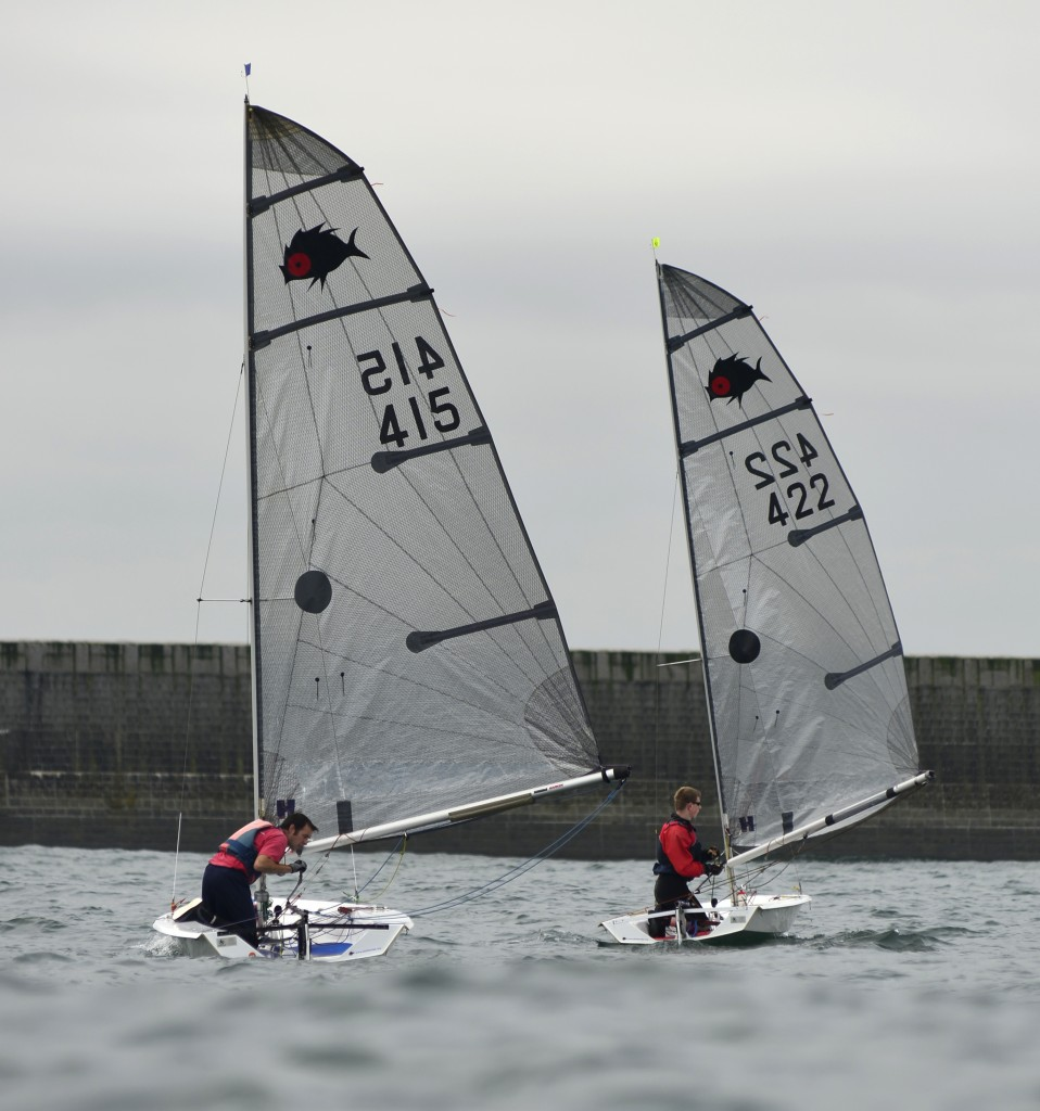 Tynemouth Sailing Club Regatta and Solution Nationals 2014 (206)