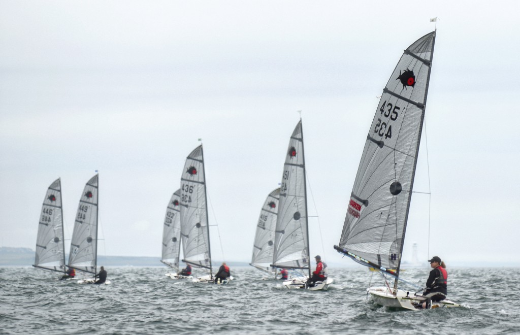 Tynemouth Sailing Club Regatta and Solution Nationals 2014 (21)
