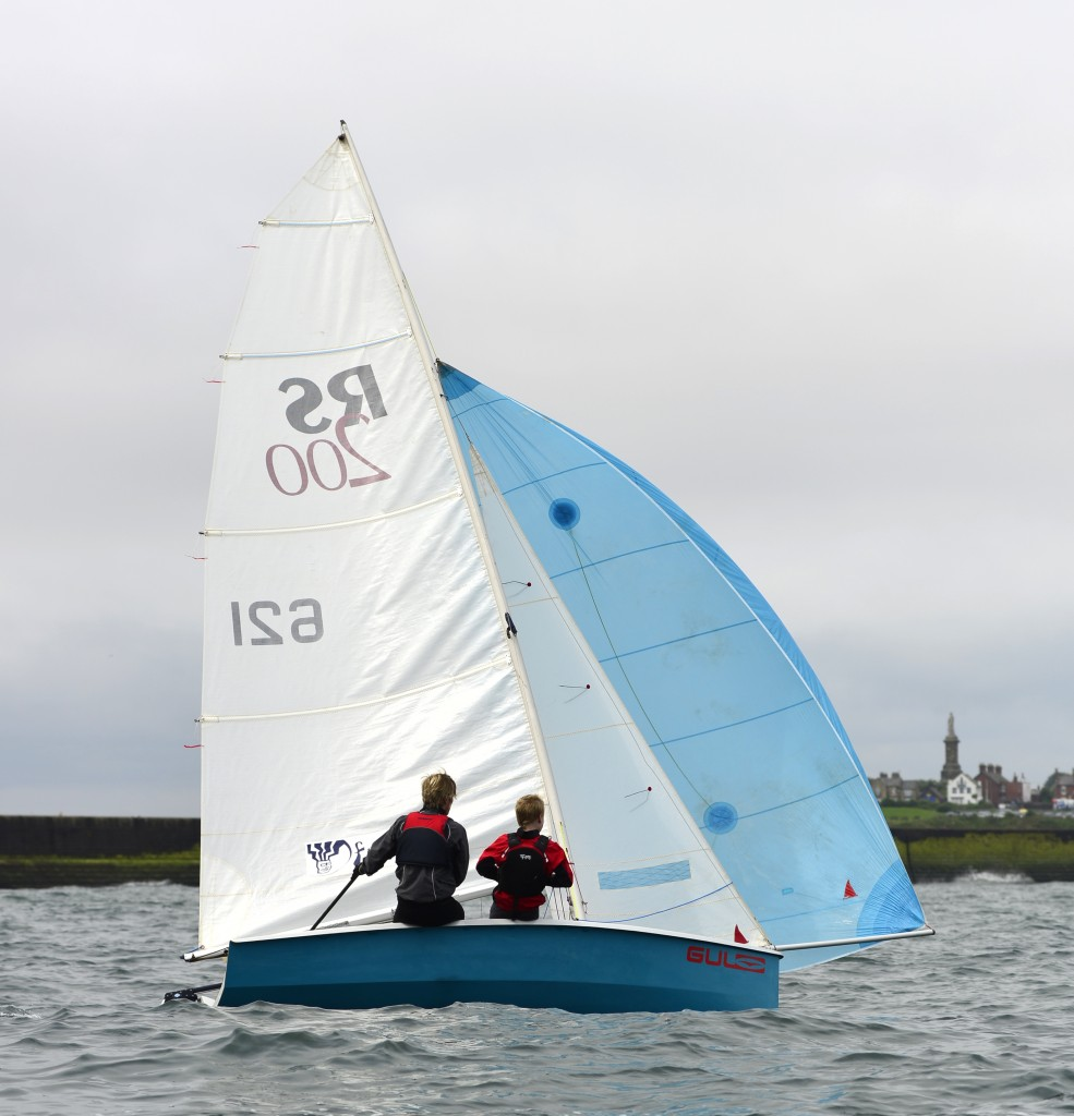 Tynemouth Sailing Club Regatta and Solution Nationals 2014 (213)