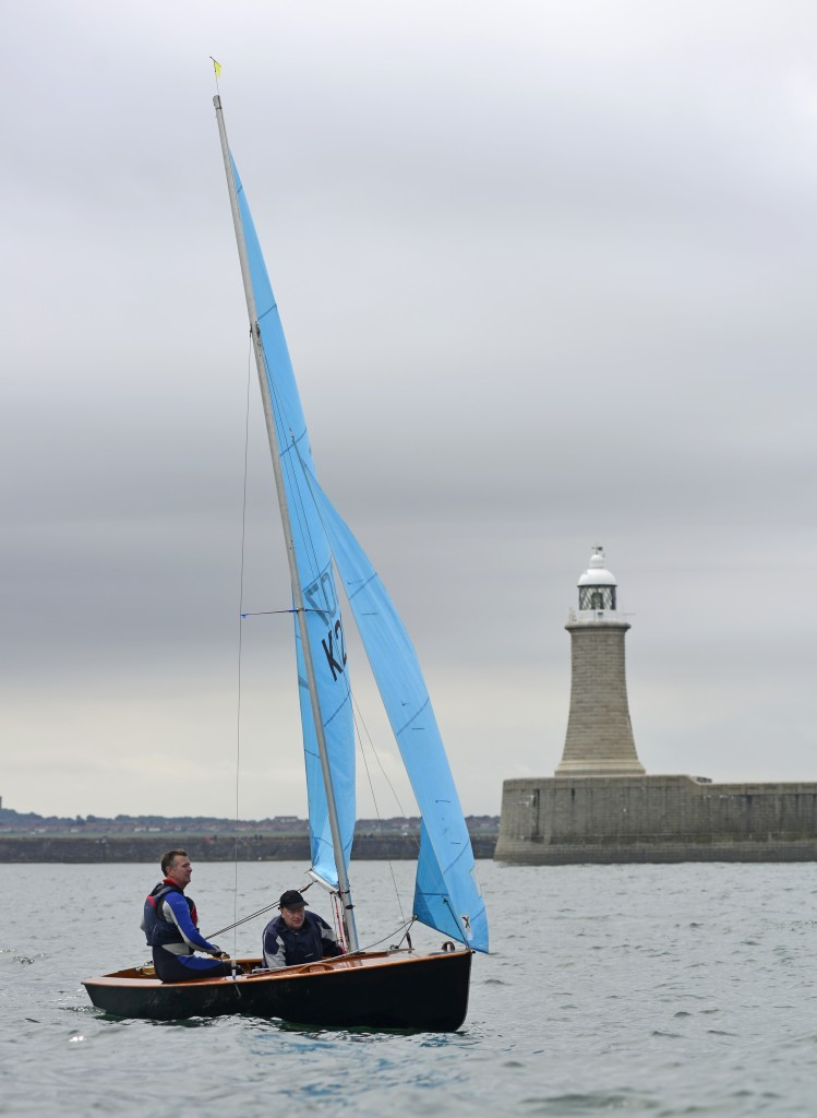 Tynemouth Sailing Club Regatta and Solution Nationals 2014 (220)