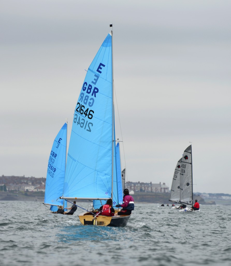 Tynemouth Sailing Club Regatta and Solution Nationals 2014 (228)