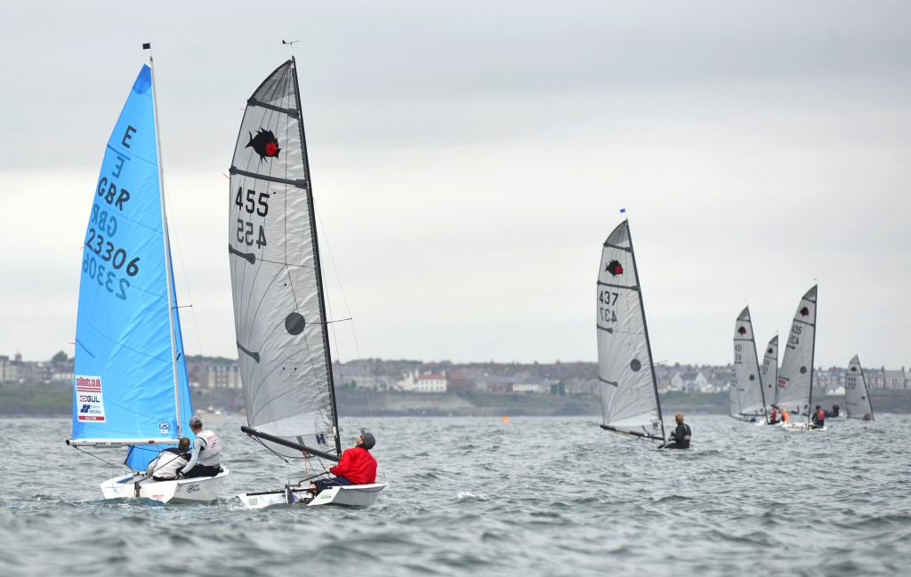 Tynemouth Sailing Club Regatta and Solution Nationals 2014 (233)