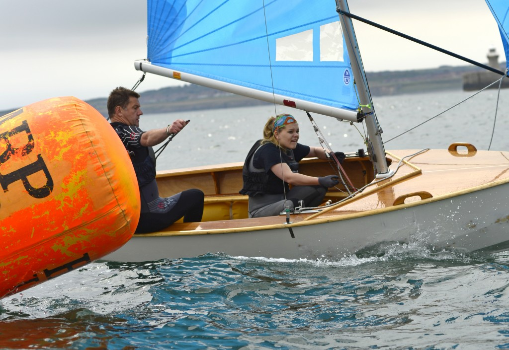 Tynemouth Sailing Club Regatta and Solution Nationals 2014 (234)