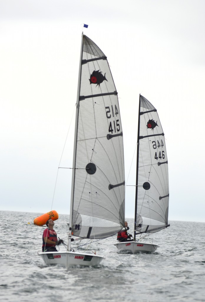 Tynemouth Sailing Club Regatta and Solution Nationals 2014 (243)
