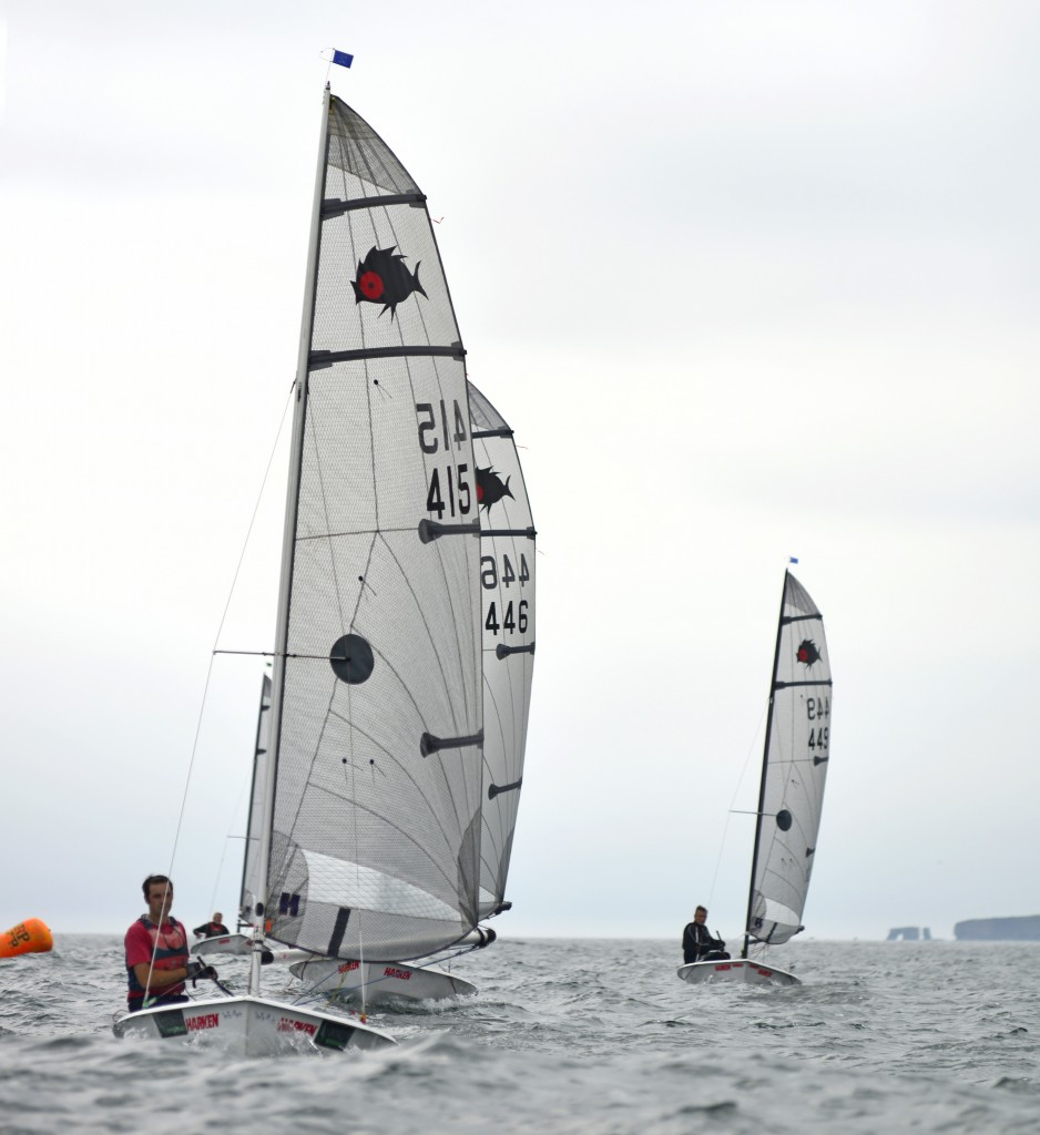 Tynemouth Sailing Club Regatta and Solution Nationals 2014 (244)