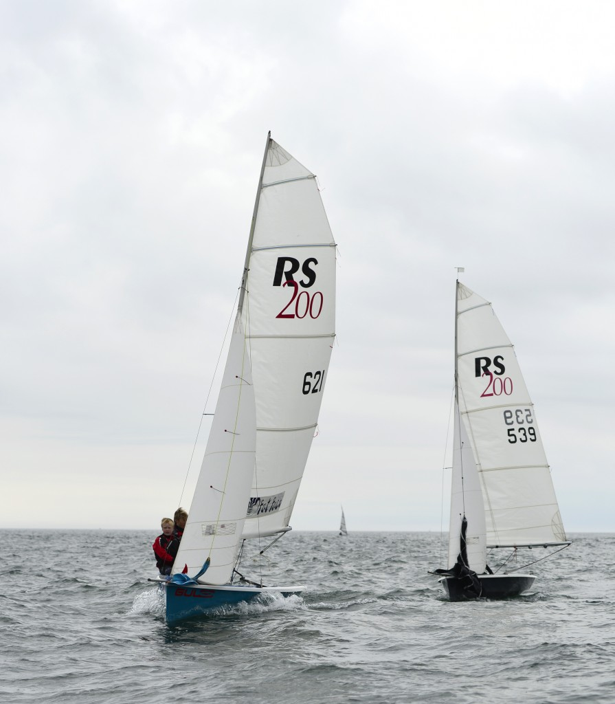 Tynemouth Sailing Club Regatta and Solution Nationals 2014 (247)