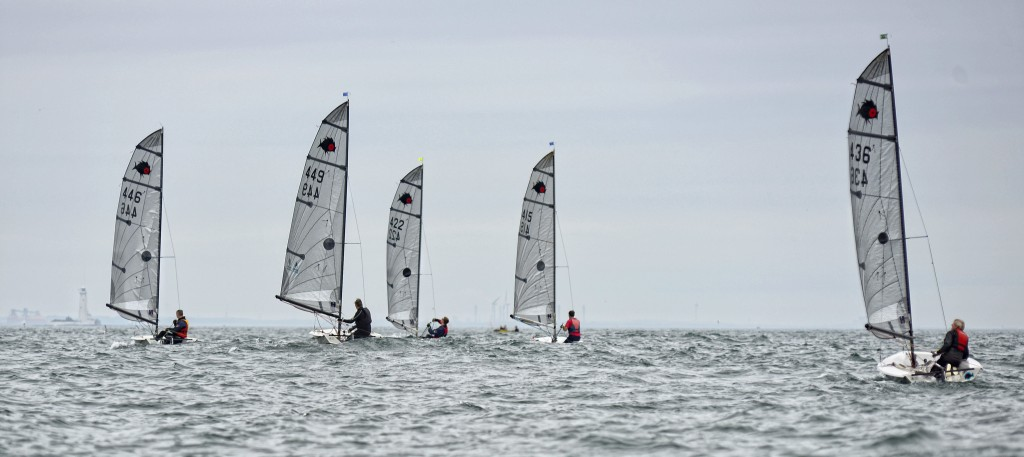 Tynemouth Sailing Club Regatta and Solution Nationals 2014 (25)