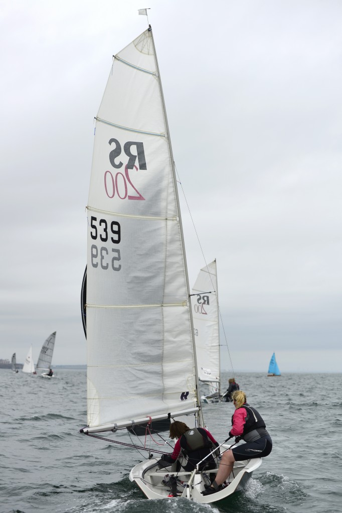 Tynemouth Sailing Club Regatta and Solution Nationals 2014 (250)