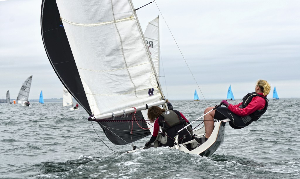 Tynemouth Sailing Club Regatta and Solution Nationals 2014 (251)