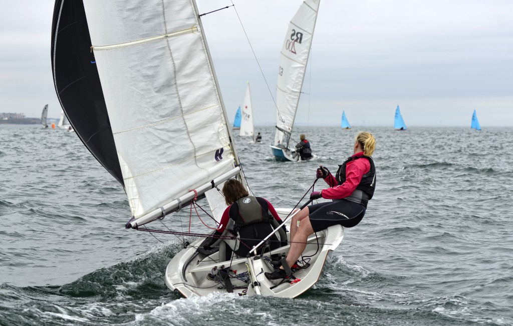 Tynemouth Sailing Club Regatta and Solution Nationals 2014 (253)