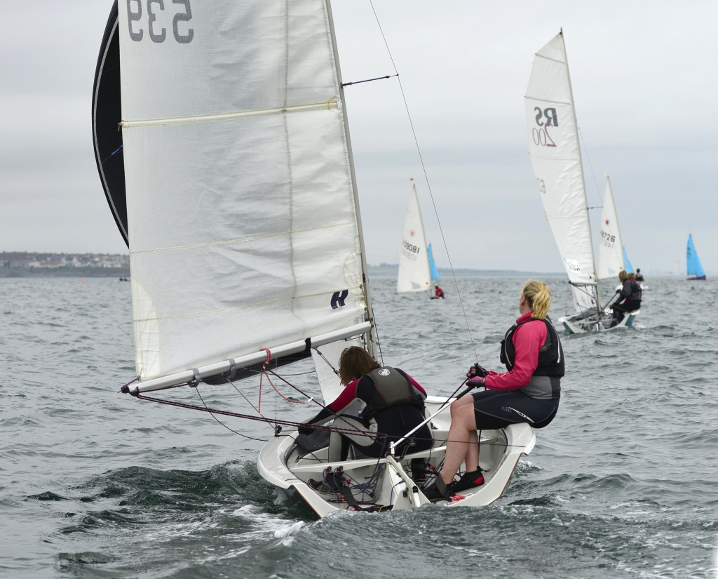 Tynemouth Sailing Club Regatta and Solution Nationals 2014 (254)