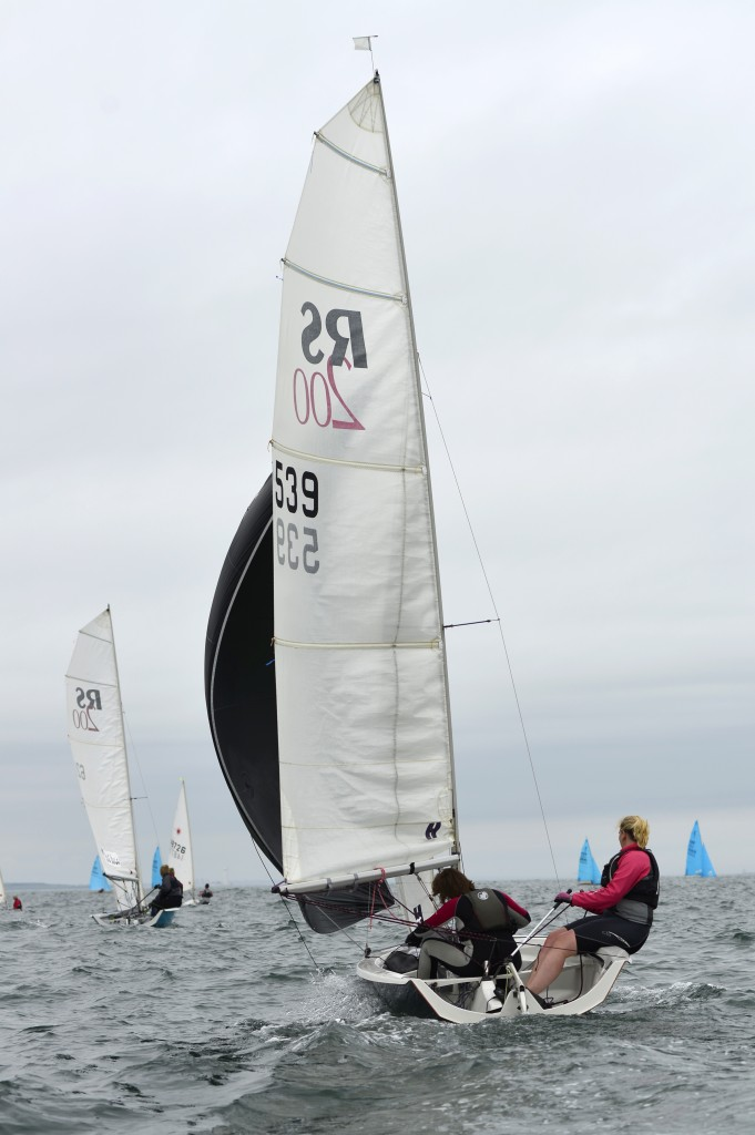 Tynemouth Sailing Club Regatta and Solution Nationals 2014 (255)