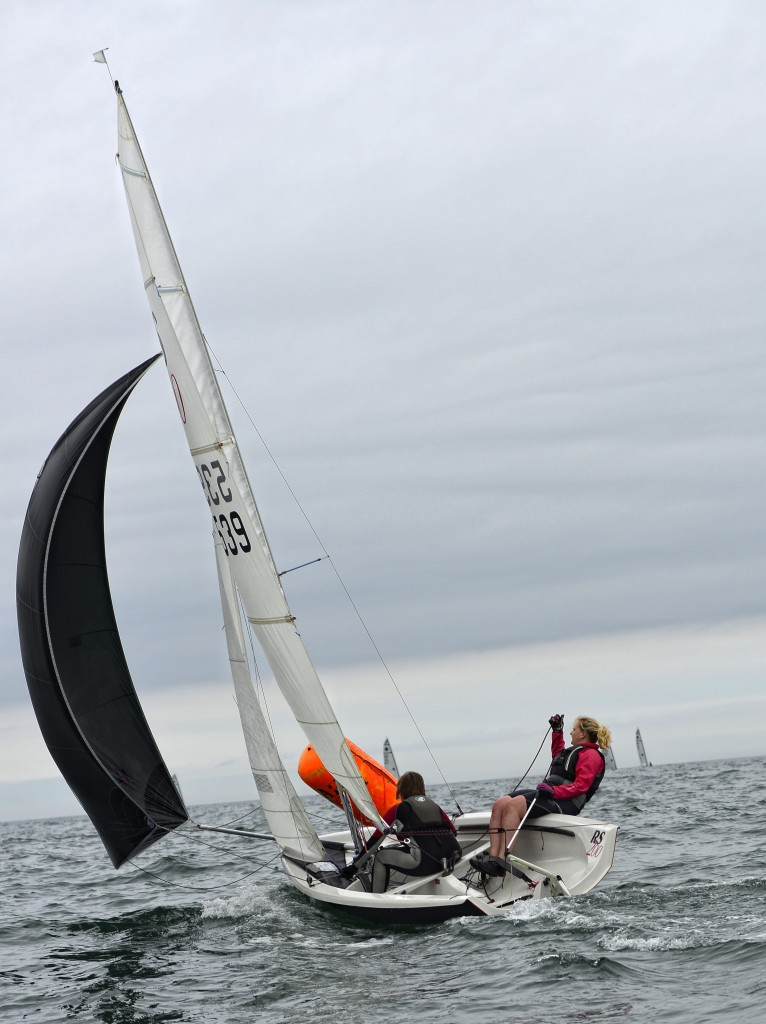 Tynemouth Sailing Club Regatta and Solution Nationals 2014 (257)